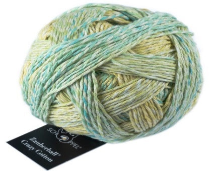Crazy Zauberball 8ply Cotton - Watermark 2392