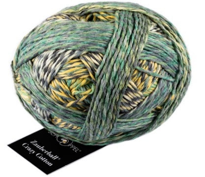 Crazy Zauberball 8ply Cotton - Harvest Season 2391