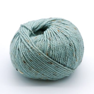 Heirloom Merino Fleck 8ply - Mint 546