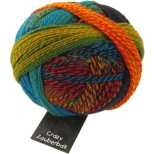 Crazy Zauberball Sock - Tropical Fish 1564