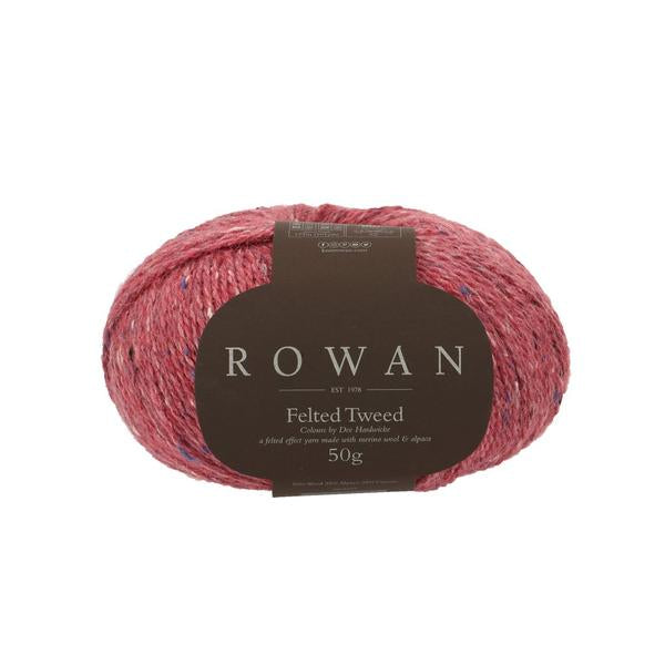 Rowan Felted Tweed - Dusk Rose 802