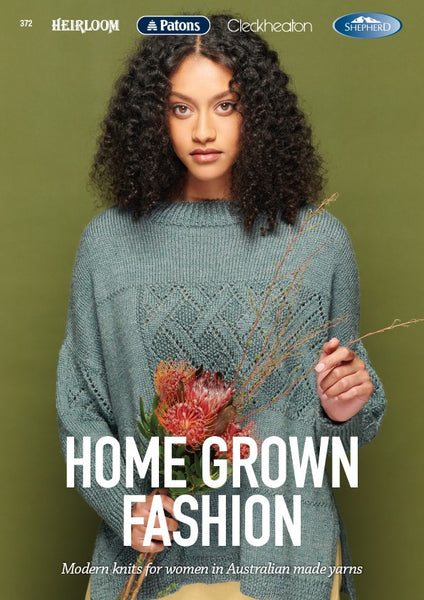 Home Grown Fashion Book/Magazine