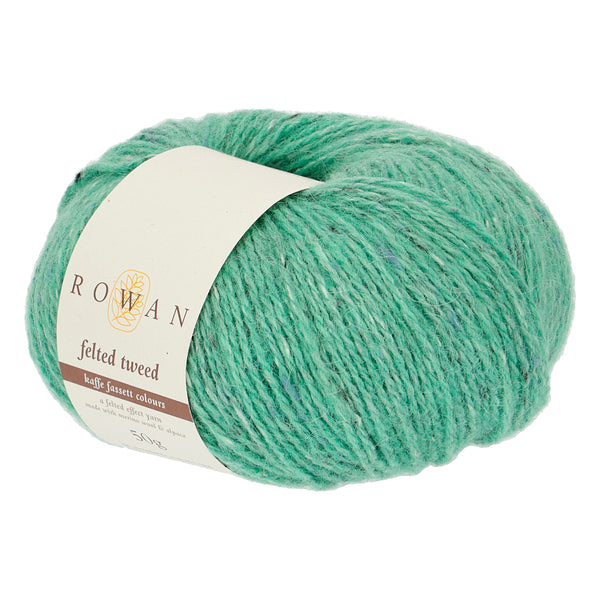 Rowan Felted Tweed - Vaseline Green 204