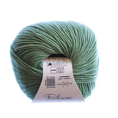 Bellissimo 4ply - Grass (406)