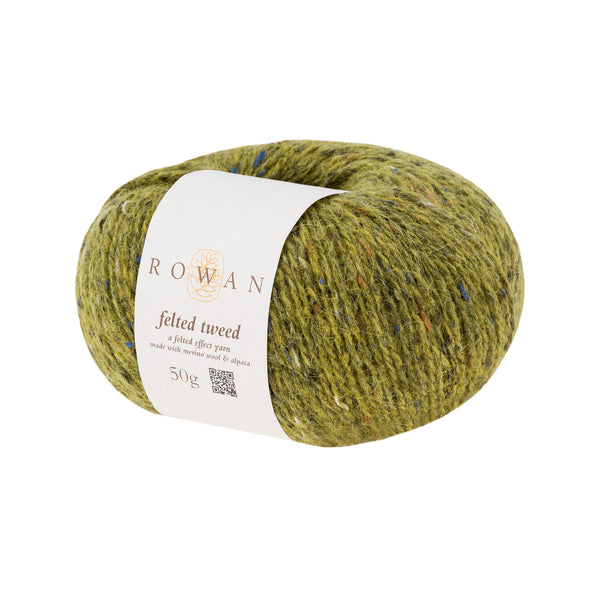 Rowan Felted Tweed - Avocado 161