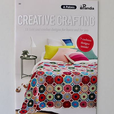 Creative Crafting - Designs using Patons and Panda