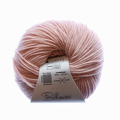 Bellissimo 4ply - Baby Doll (424)