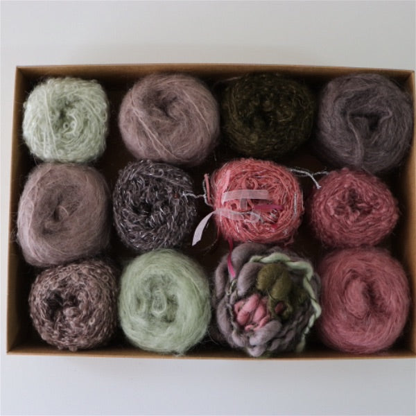 Adele's Magic Mohair Gift Pack - Protea