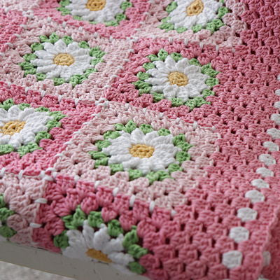 YYC Kit - Pretty in Pink Blanket
