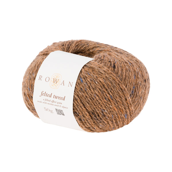 Rowan Felted Tweed - Cinnamon 175