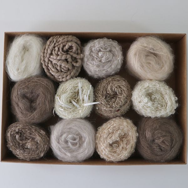 Adele's Magic Mohair Gift Pack - Shifting Sands