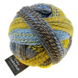 Crazy Zauberball Sock - Hourglass 2332