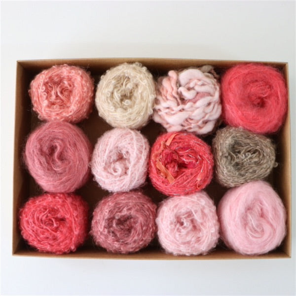 Adele's Magic Mohair Gift Pack - Strawberry Shortcake
