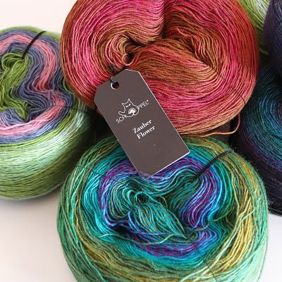 Schoppel Zauberball Flower - 4ply 100% Wool 150gm