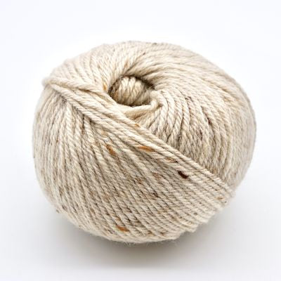 Heirloom Merino Fleck 8ply - Linen 552