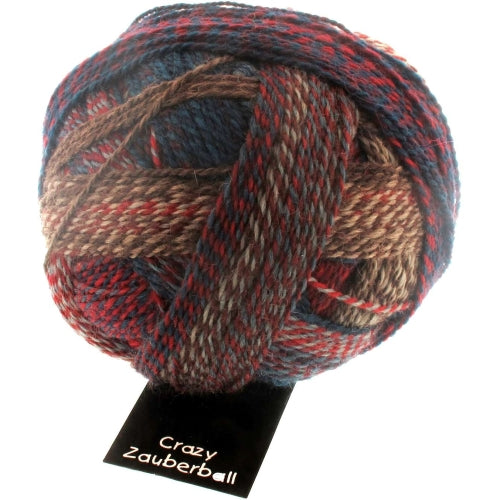 Schoppel Wolle - Crazy Zauberball 4ply Sock Yarn 100gm