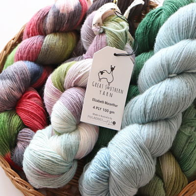 Great Southern Yarn - 100% SRS Merino