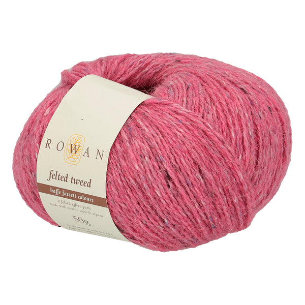 Rowan Felted Tweed - Pink Bliss 199