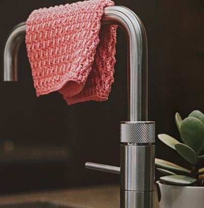Easy Crochet Dishcloths Book (US terminology)