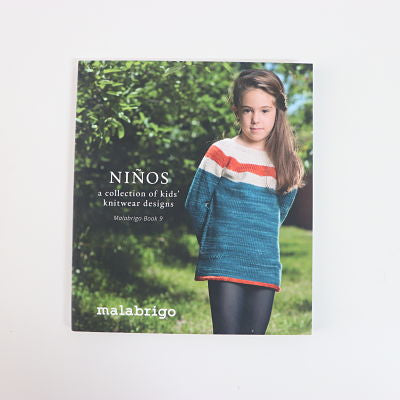 Malabrigo - Ninos - kids knitwear patterns
