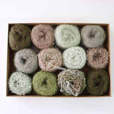 Adele's Magic Mohair Gift Pack - Herbs de Provence