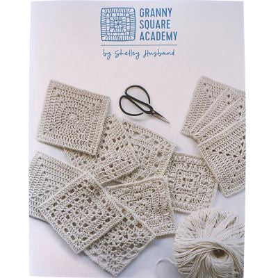 Books - Granny Square Academy - by Shelley Husband