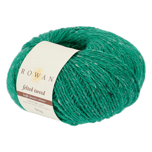Rowan Felted Tweed - Electric Green 203