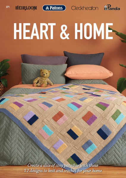 Heart and Home Book/Magazine