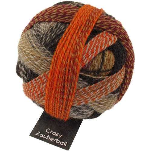 Crazy Zauberball Sock - My Sweet Side 2092