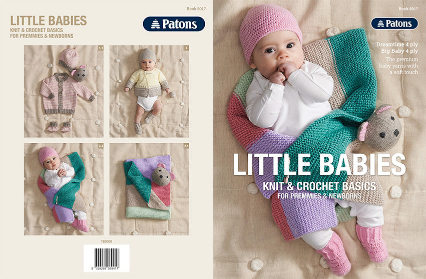 Patons - Little Babies