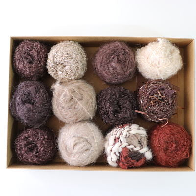 Adele's Magic Mohair Gift Pack - Cappucino