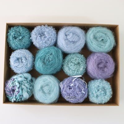 Adele's Magic Mohair Gift Pack - Oceans