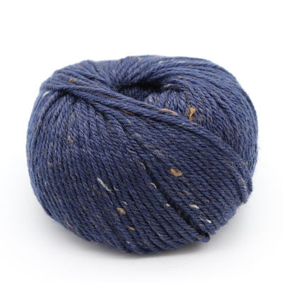 Heirloom Merino Fleck 8ply - Navy 550