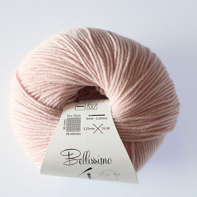 Bellissimo 4ply - Peony (411)