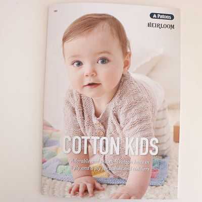 Patons/Heirloom Cotton Kids