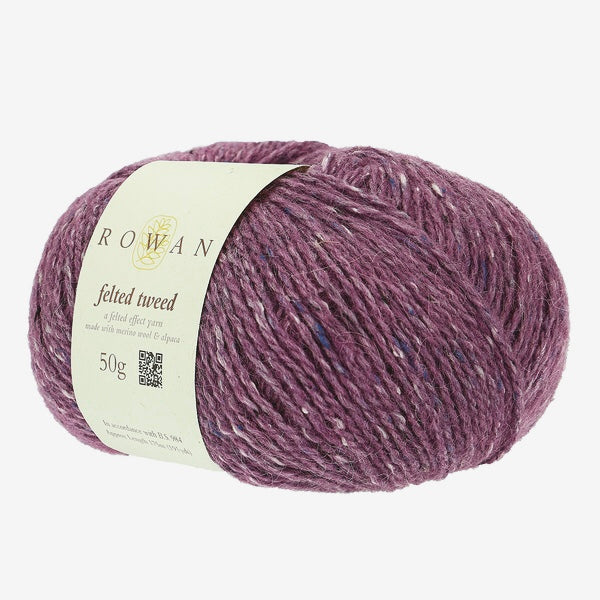 Rowan Felted Tweed - Iolite 208