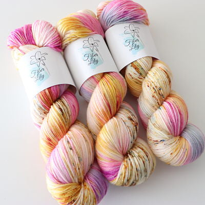 Fiber Lily Sock 100gm - Am I Only Dreaming