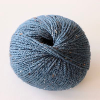 Heirloom Merino Fleck 8ply - Denim 555