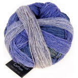 Schoppel Wolle - Zauberball 4ply/fingering weight 100% Organic Cotton 100gm