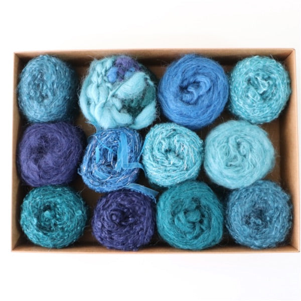 Adele's Magic Mohair Gift Pack - Underwater