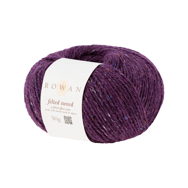Rowan Felted Tweed - Bilberry 151