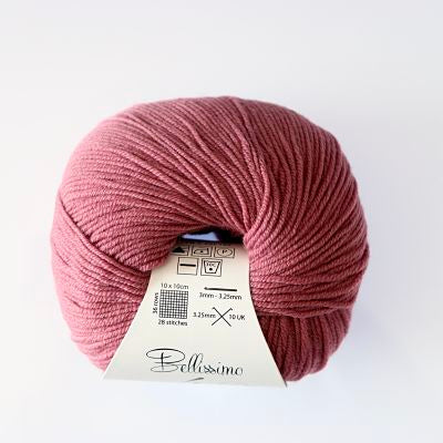 Bellissimo 4ply - Mulberry (418)