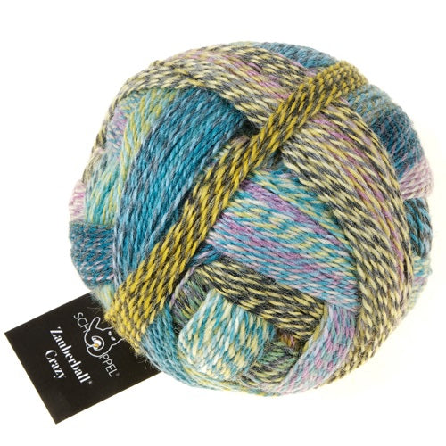 Crazy Zauberball Sock - Garden Party 2355