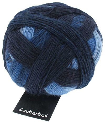 Schoppel Wolle - Zauberball 4ply Sock Yarn 100gm