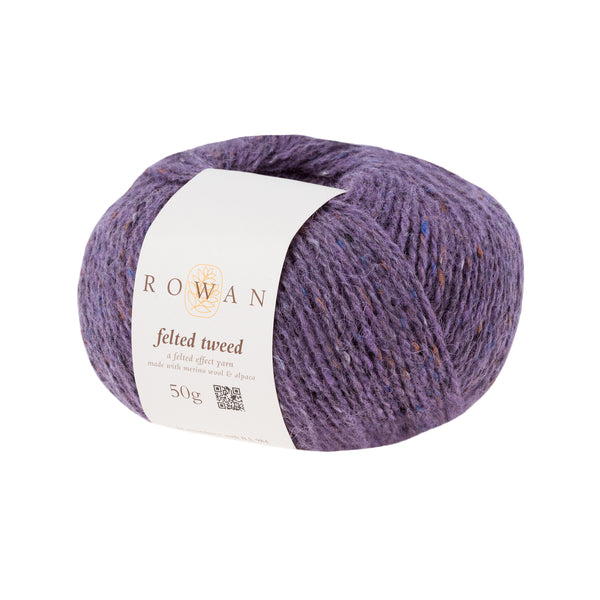 Rowan Felted Tweed - Amethyst 192