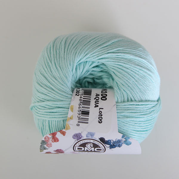 DMC Natura Just Cotton YUMMY (Fingering/4ply) - Yummy Yarn and co - 7