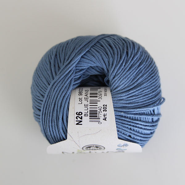 DMC Just Cotton (4ply/Fingering Weight - Yummy Yarn and co - 22