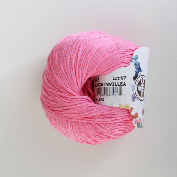 DMC Natura Just Cotton YUMMY (Fingering/4ply) - Yummy Yarn and co - 9