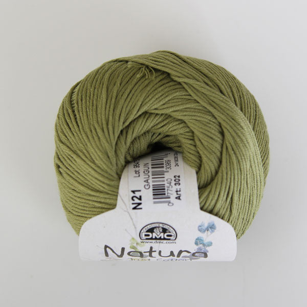 DMC Just Cotton (4ply/Fingering Weight - Yummy Yarn and co - 19