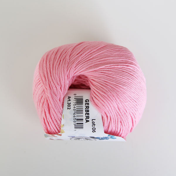 DMC Natura Just Cotton YUMMY (Fingering/4ply) - Yummy Yarn and co - 6